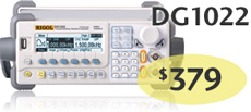 DG1022 Waveform Generator