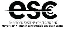 Embedded Systems Conference '17