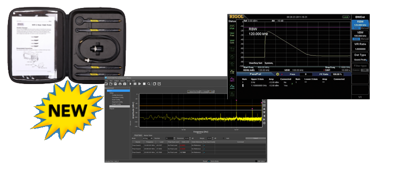 DSG3000 Series Spectrum Analyzers
