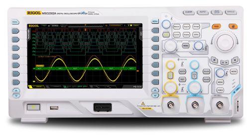 Digital Oscilloscope Software : A mixed signal digital oscilloscopes rigol