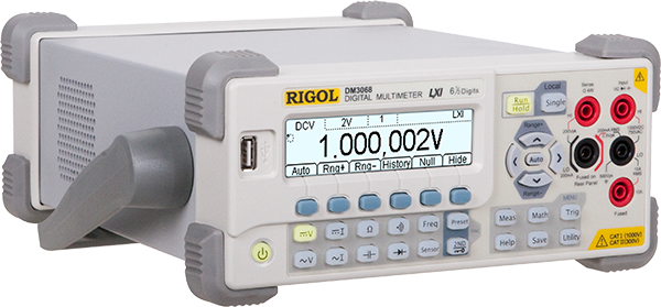 DM3000 Digital Multimeters | RIGOL