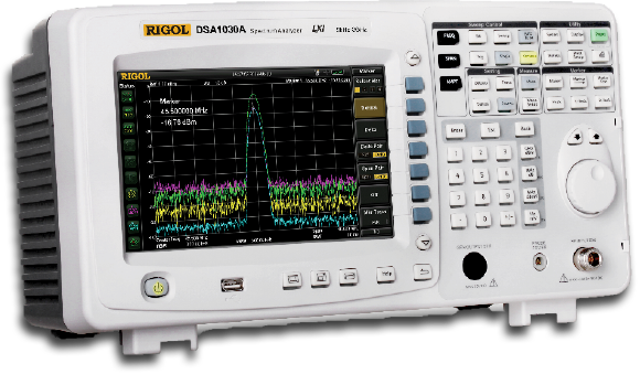 DSA1000 Spectrum Analyzers | RIGOL