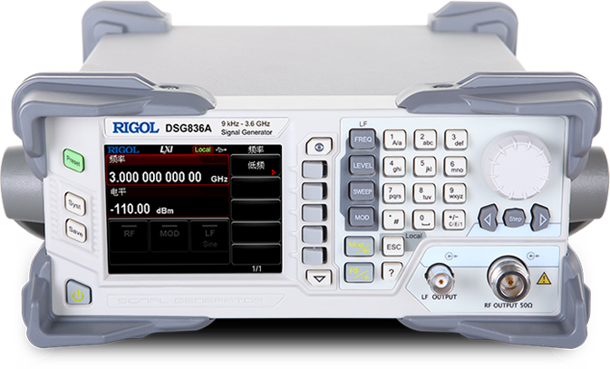 RIGOL Announces Expansion of RF Signal Generator Portfolio Bringing Affordable IQ Generation to DSG800 Platform