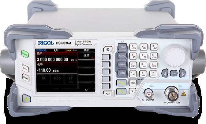 Dsg800 Rf Signal Generator Rigol