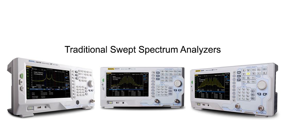 RIGOL Spectrum Analyzers   RIGOL
